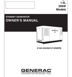 generac qt 1 5l user s manual [ 791 x 1024 Pixel ]