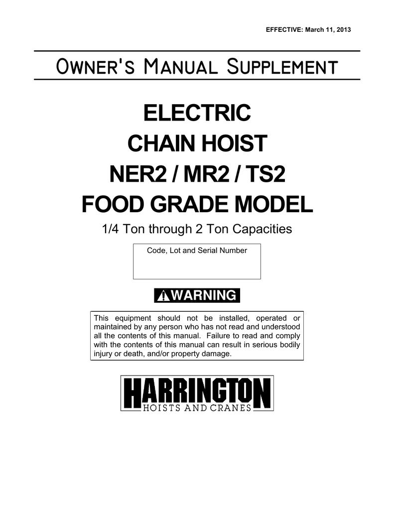 hight resolution of harrington 5 ton electric chain hoist wiring diagram