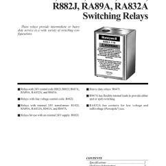 Honeywell R845a Wiring Diagram Yamaha G9 Gas Switch User S Manual Manualzz Com