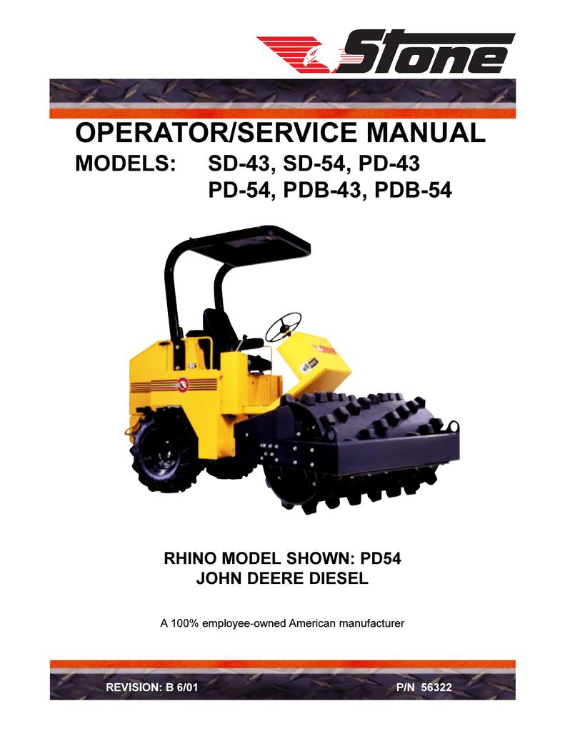 hight resolution of john deere rhino pd54 user s manual manualzz com yamaha rhino 660 wire diagram and plugs rhino 202 tractor wiring diagram