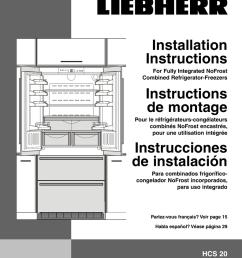 liebherr hcs 20 user s manual [ 791 x 1024 Pixel ]