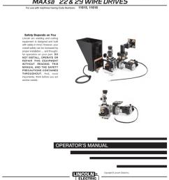 lincoln electric maxsa im10024 user s manual [ 797 x 1024 Pixel ]