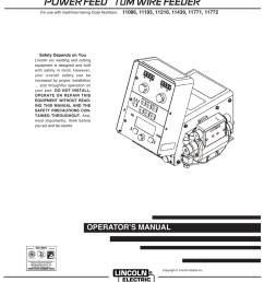 lincoln electric powerfeed im827 d user s manual [ 797 x 1024 Pixel ]