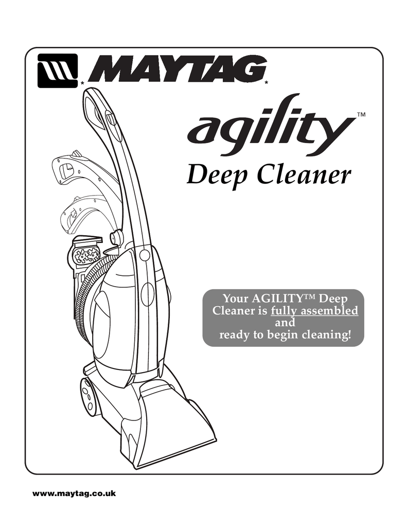 Hoover Steamvac Pet Plete Carpet Cleaner With Clean Surge