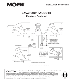 moen mt138a user s manual [ 791 x 1024 Pixel ]