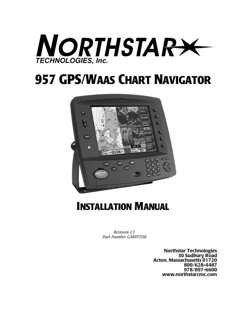 small resolution of north star gm9571m user s manual