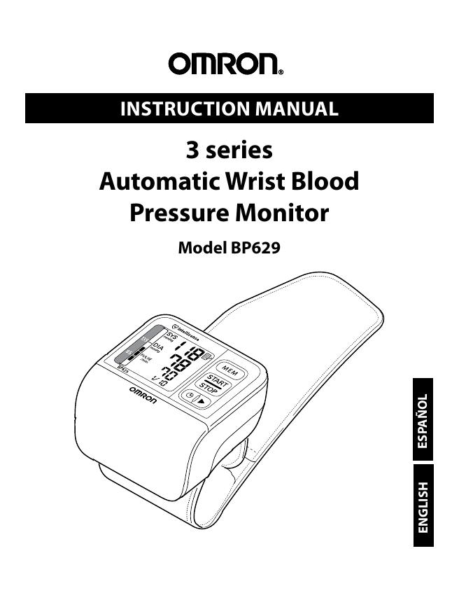 Omron Wrist Blood Pressure Monitor Irregular Heartbeat