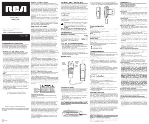 small resolution of rca 1103 1bkga user s guide
