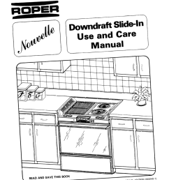 roper downdraft slide in 4347928 333240 1 user s manual [ 833 x 1024 Pixel ]