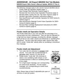 sundance spas 850 user s manual [ 791 x 1024 Pixel ]