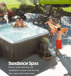 sundance spas spas 780 series user s manual [ 855 x 1024 Pixel ]