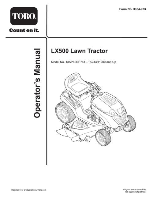 small resolution of toro lx500 parts diagram wiring diagram forward toro lx500 parts diagram