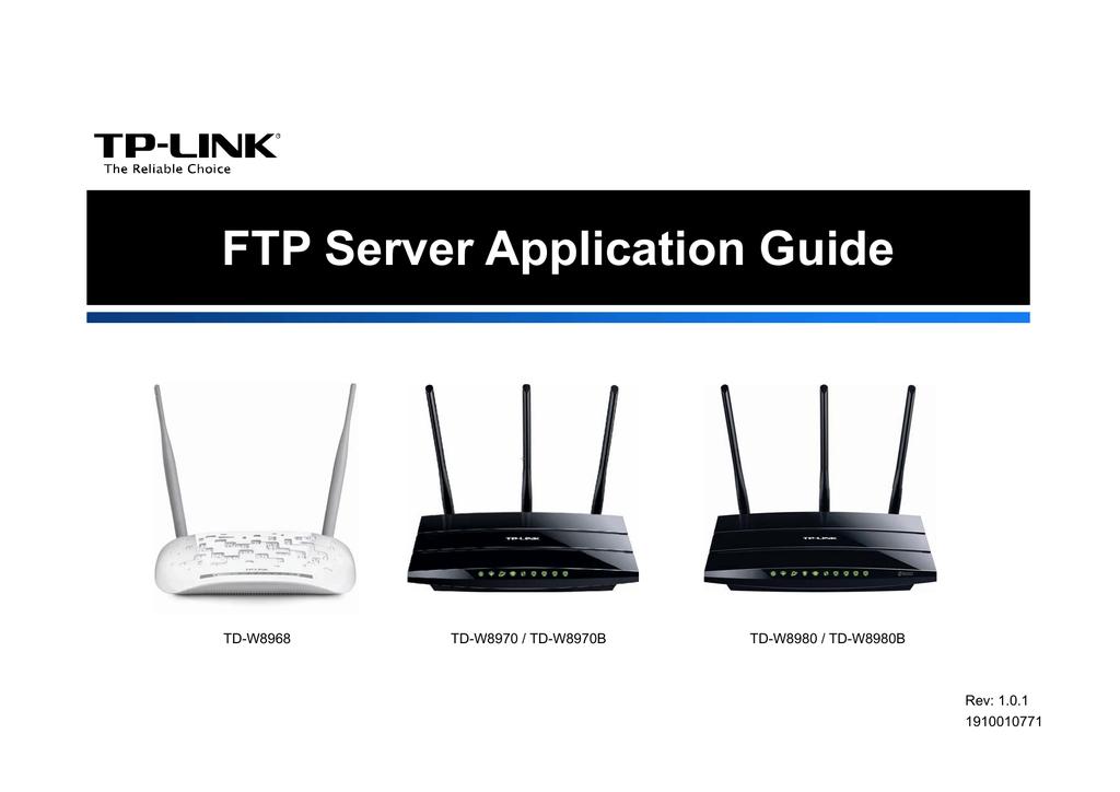 TP-Link TD-W8980 N600 Wireless Dual Band Gigabit ADSL2