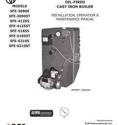 utica boilers sfe iv steam operation and installation manual [ 791 x 1024 Pixel ]