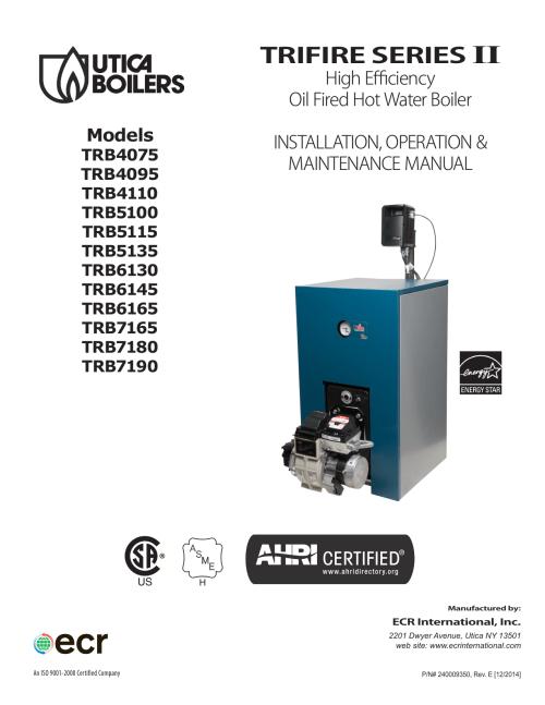 small resolution of utica boilers trifire trb 3 operation and installation manual manualzz com