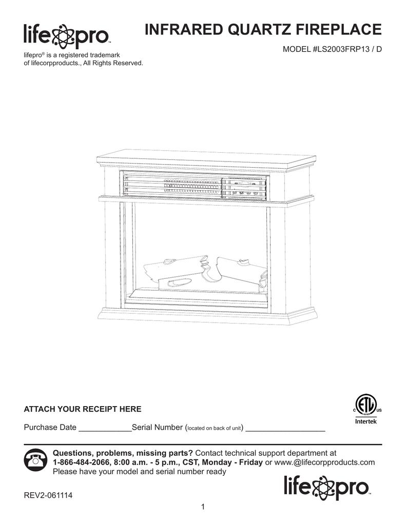 medium resolution of lifesmart l 1000 infrared heater wiring diagram
