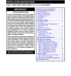 kelvinator js4be 048ka installation guide [ 791 x 1024 Pixel ]