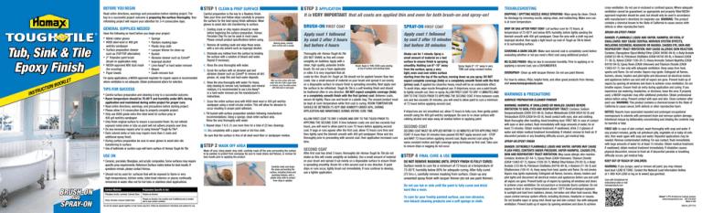 homax 2107 installation guide manualzz