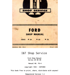 i t ford shop service manual series 2n 8n 9n manualzz com [ 791 x 1024 Pixel ]
