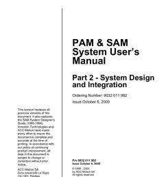 pam sam system user s manual [ 791 x 1024 Pixel ]
