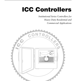 hunter icc controller troubleshooting guide and [ 791 x 1024 Pixel ]