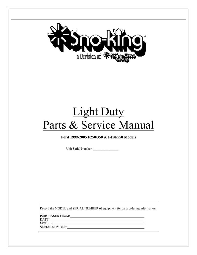 medium resolution of light duty parts service manual viking