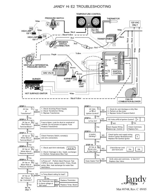 small resolution of burner wiring diagram thermistor