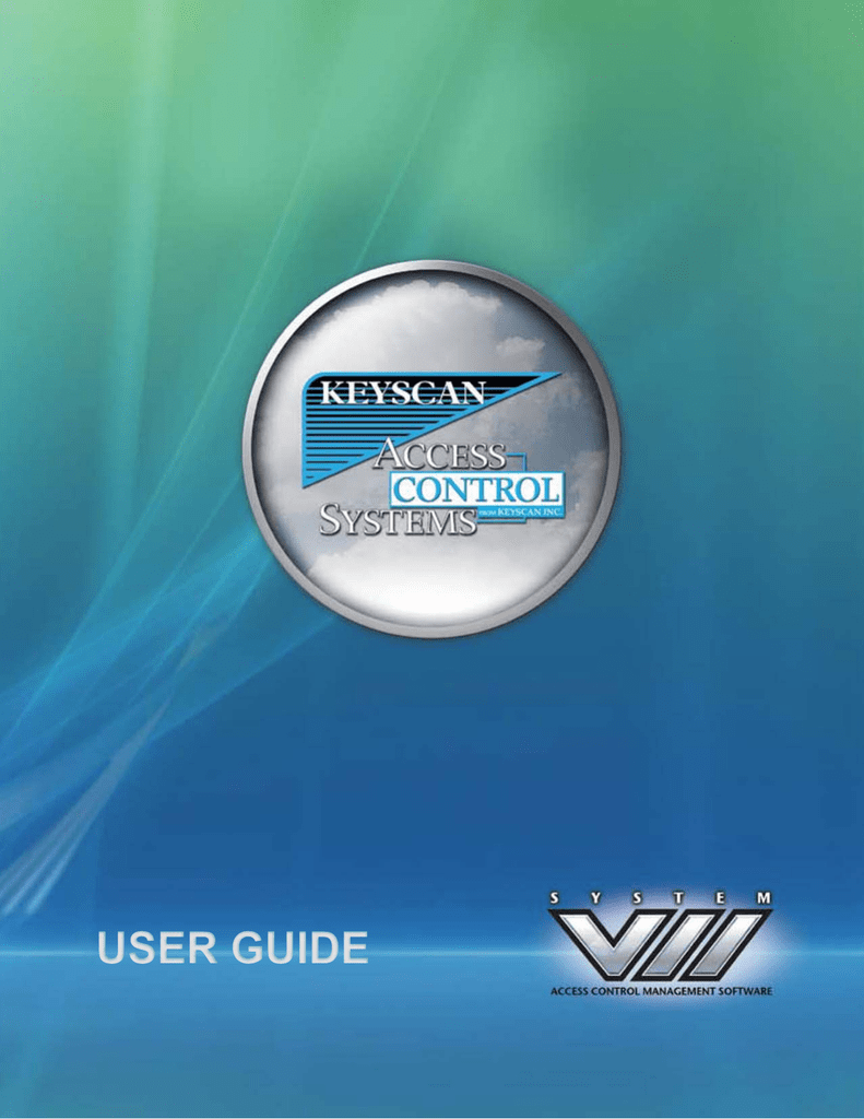 medium resolution of system vii user guide 7021 keyscan access control systems