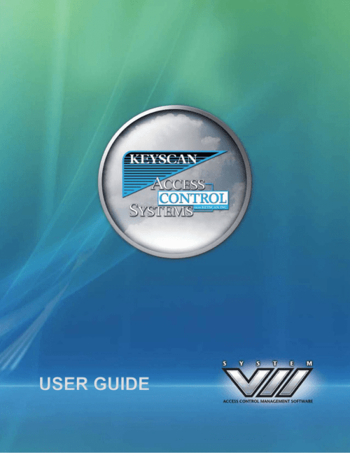 small resolution of system vii user guide 7021 keyscan access control systems