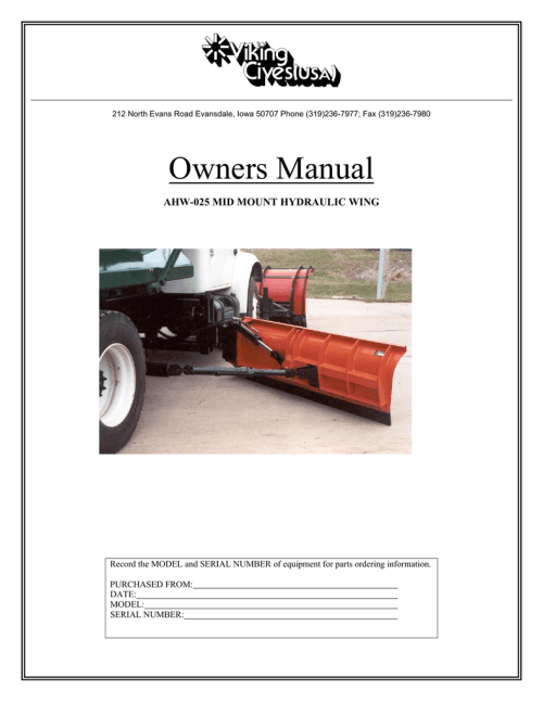 small resolution of owners manual viking