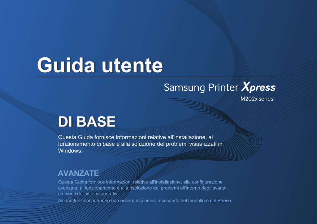Samsung SL-M2020W User Manual | Manualzz