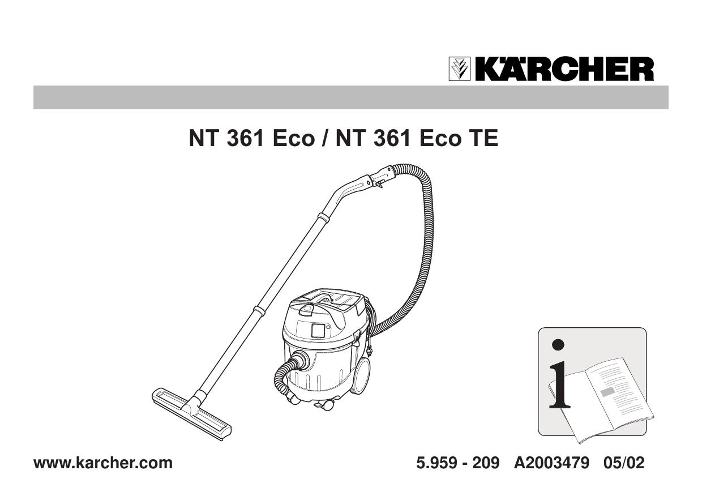 Mode Demploi Karcher K 420