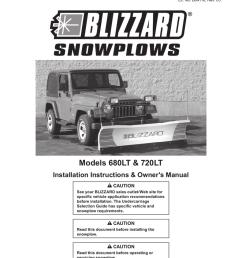 wiring diagram on om ii straight blade snowplow models 680lt 720lt manualzz com on  [ 791 x 1024 Pixel ]