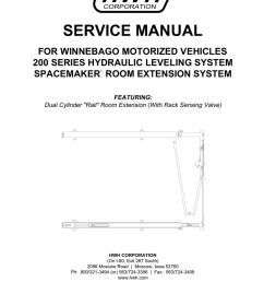 service manual hwh corporation [ 791 x 1024 Pixel ]