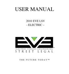 user manual d t golf cars [ 791 x 1024 Pixel ]