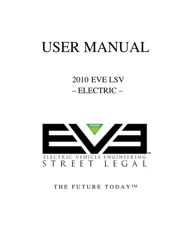 hight resolution of user manual d t golf cars