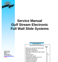 full wall slide out service manual [ 791 x 1024 Pixel ]
