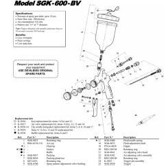 Devilbiss Spray Gun Parts Diagram Canada Goose Decoy Spread Diagrams Service Manual Manualzz Com