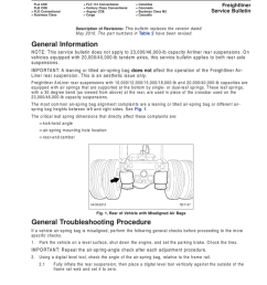 airliner suspension air spring bag misalignment troubleshooting [ 791 x 1024 Pixel ]