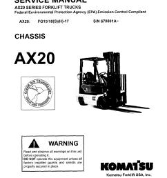 service manual komatsu forklift usa inc v3 1 [ 795 x 1024 Pixel ]