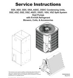 goodman heat pump manual [ 791 x 1024 Pixel ]