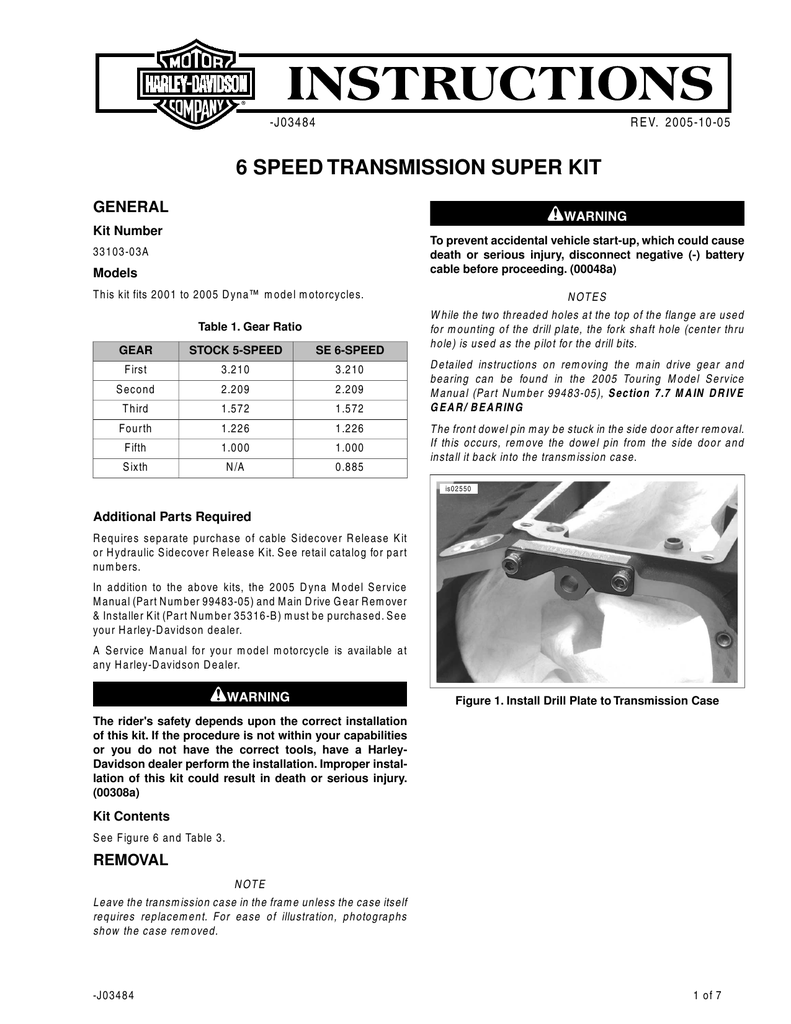 Harley Davidson 6 Speed Transmission Diagram : harley, davidson, speed, transmission, diagram, SPEED, TRANSMISSION, SUPER, Harley, Manualzz