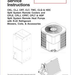 goodman a c unit service instructions [ 791 x 1024 Pixel ]