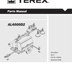 al4000 light tower parts manual al4000d2 manualzz com  [ 791 x 1024 Pixel ]