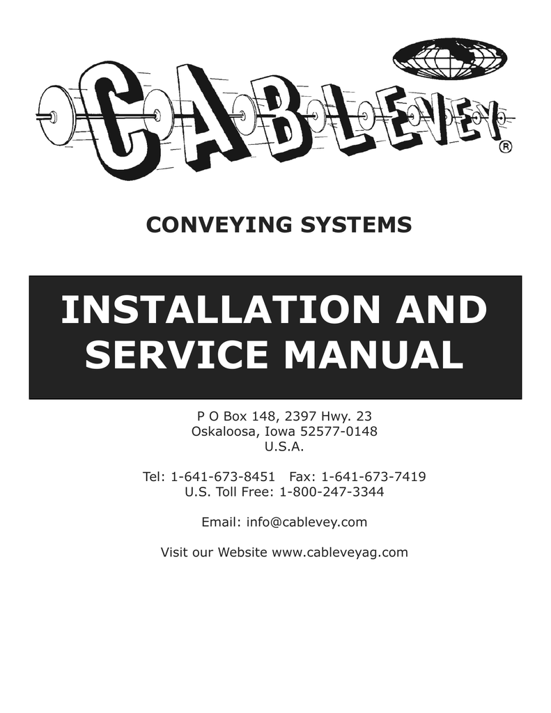 Beta Techno Service Manual