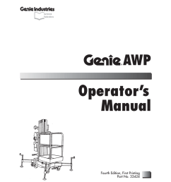 awp awp technical publications awp operator s manual  [ 791 x 1024 Pixel ]