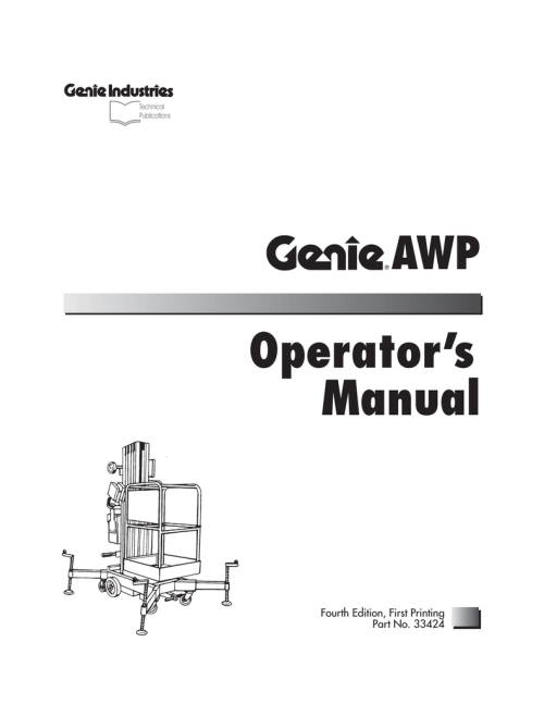 small resolution of awp awp technical publications awp operator s manual