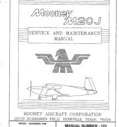 service and maintenance manual m00ney aircraft [ 793 x 1024 Pixel ]