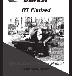 rt flatbed reel transport manualzz com deweze wiring diagram [ 791 x 1024 Pixel ]