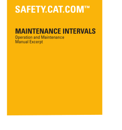 3406c generator sets maintenance intervals safety [ 791 x 1024 Pixel ]